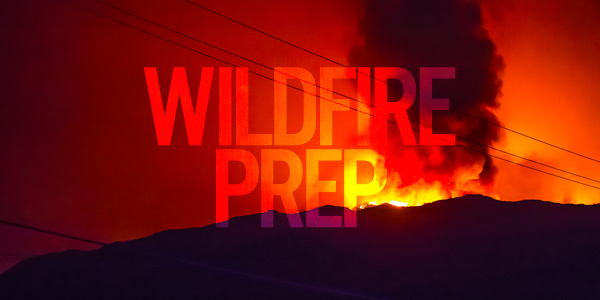 Wildfire Prep